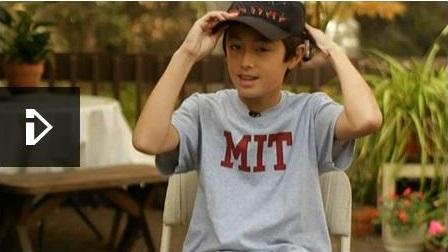 b Chamaquito de 13 años enseña en prestigioso Instituto [EEUU]