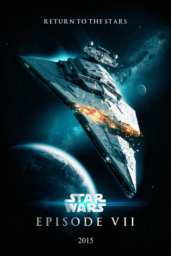 enhanced buzz 11781 1385567510 291 Star Wars Episode VII [posters]