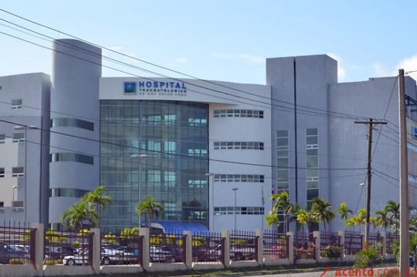 Hospital Traumatologico Dr. Ney Arias Lora
