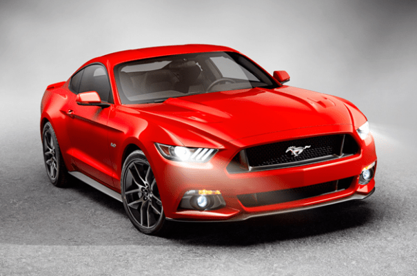 slide 0003 2015 Ford Mustang GT [fotos]
