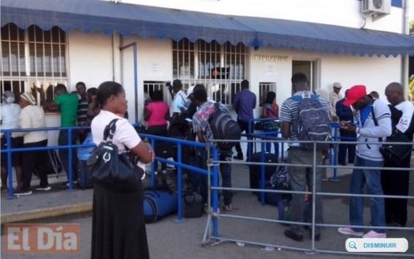 22 Haití pidió a RD cerrar 55 cruces fronterizos