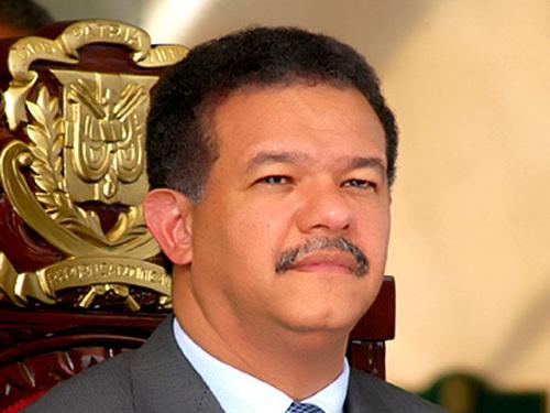 leonel fernandez Leo será juramentado miembro Parlacen
