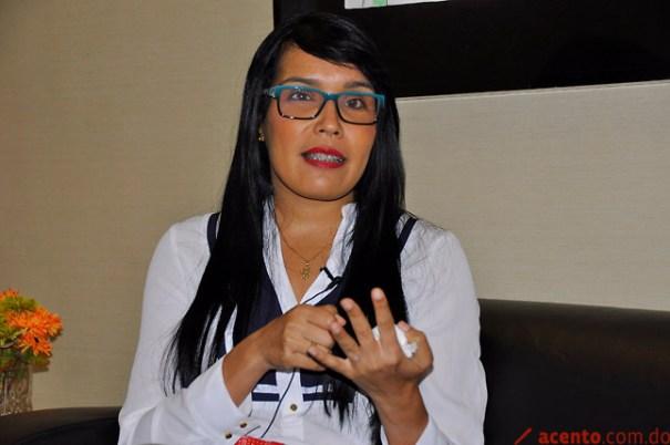 Francina Hungría, víctima. Carmen Suárez /Acento.com.do