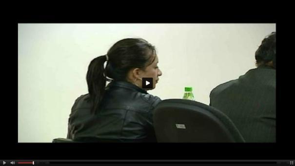 112 Video  ¡No le gustó su corte de cabello! [Colombia]