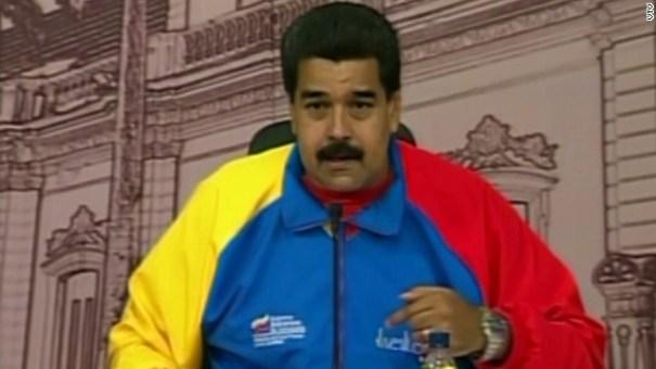 140216225226 cnnee sot maduro usa 00000512 horizontal gallery Video Maduro le dio pa´fuera a 3 diplomáticos de EE.UU. [Venezuela]