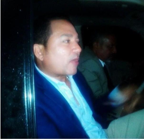 18 Fiscal interroga a Frank Reyes y lo deja libre [RD]