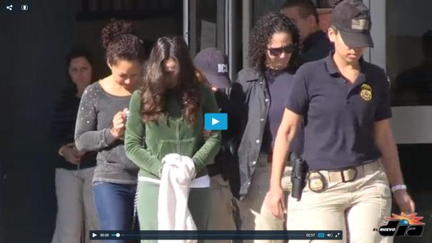 43 Video  Arrestan a exreina de belleza [PR]