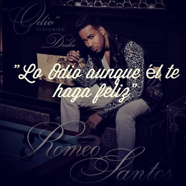 odio Odio de Romeo Santos es la #1 en EEUU