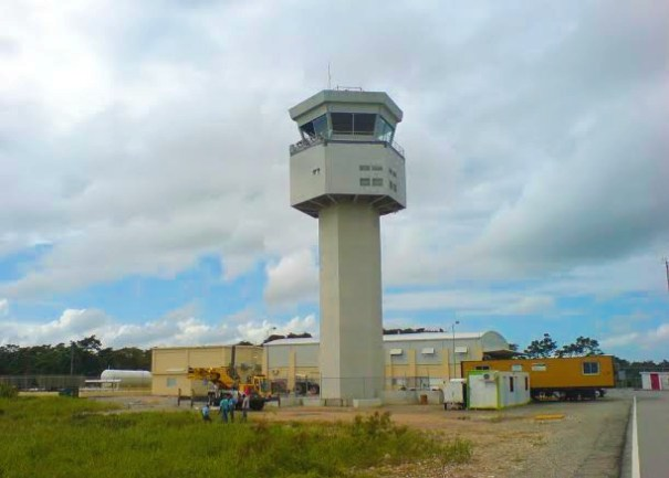 torre Lo que le esta pasando a los controladores aéreos en RD da miedo.Chequeen.