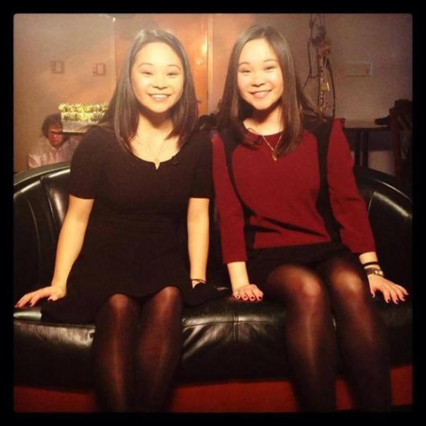 twins13n 7 web Hermanas gemelas separadas al nacer