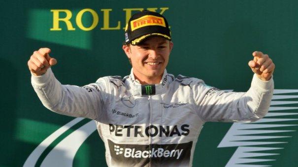 0010792389 Fórmula 1/GP Australia   Nico Rosberg arrasa