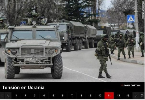 1 Ucrania, al borde del desastre [Guerra]
