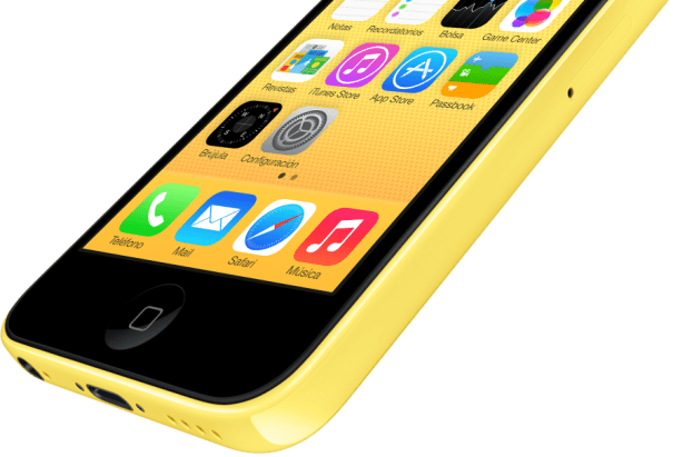 hero 5c yellow Apple lanza iPhone 5C de 8gb [Móvil]