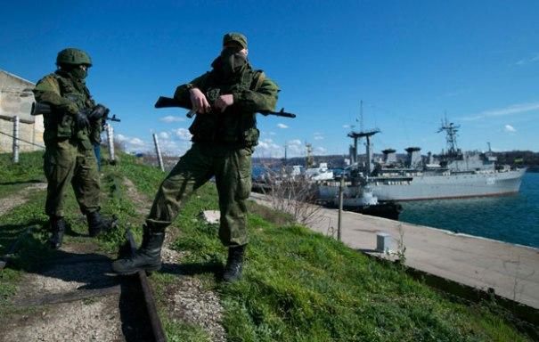 ukrainesoldier1 EE.UU. restringe visas a rusos [Sanción]