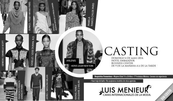 Casting 2014-01