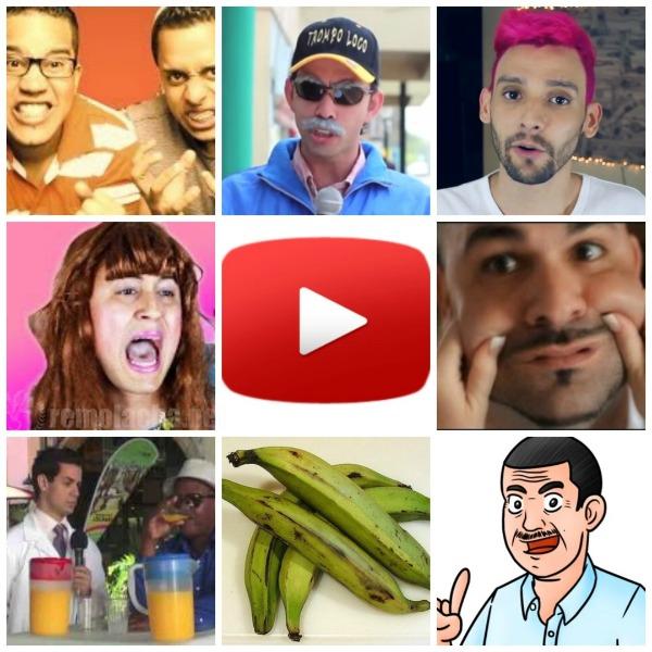 Dominicanos en Youtube