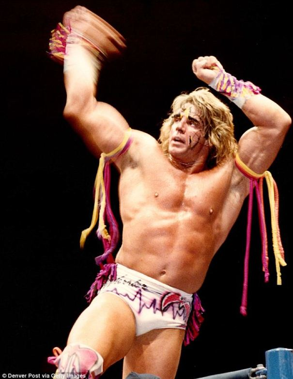 ultimate Fallece legendario luchador The Ultimate Warrior
