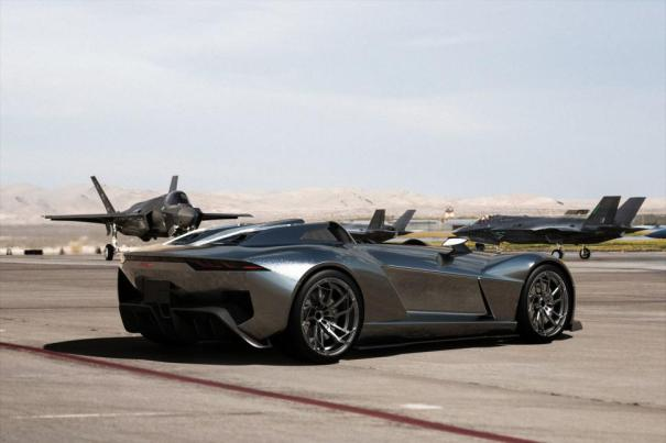 rezvani beast 500 Nuevo superdeportivo Rezvani Beast 500