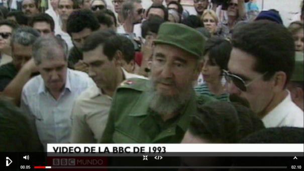19 Las revelaciones de un guardaespaldas de Fidel [Video]