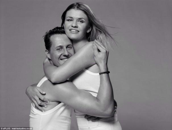 20140616 134748 49668326 Fotos íntimas de Michael Schumacher con su familia