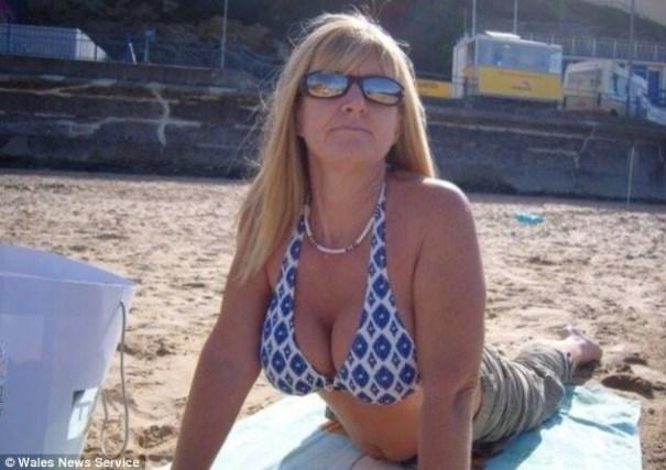 20140617 134428 49468186 A esta jeva se le explotaron los implantes de mama