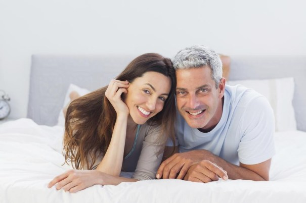 image134 El secreto de un matrimonio feliz: dormir encuero