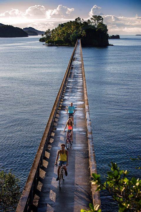 10547521 735680906477470 2319059238013027019 n Quisbella   El puente de la Bahía de Samaná