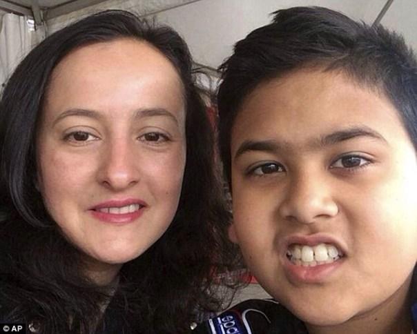 20140723 124226 45746066 ¿Acaso este niño predijo el accidente aéreo de Malaysia Airlines?