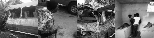 accidente Más sobre el trágico accidente de autobús en la autopista 6 de Noviembre [RD]