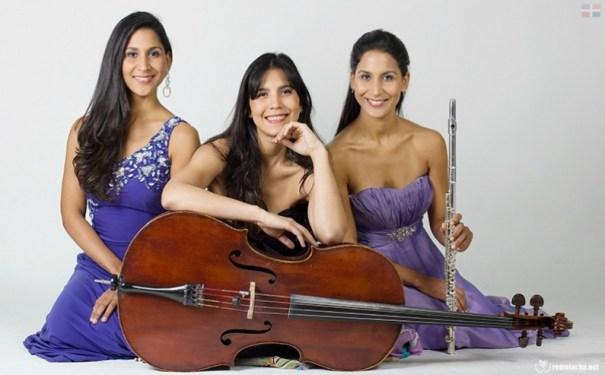 dominicanas Dominicanas se distinguen en la música clásica