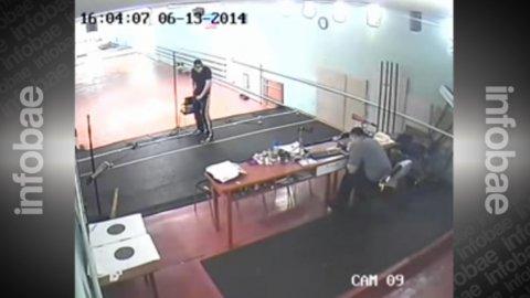 0011424675 Adolescente mata a su entrenador pensando que la pistola no tenía balas [Video]