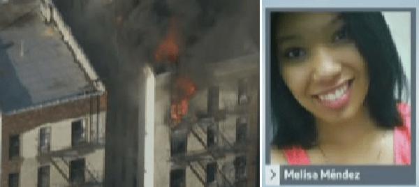 joven dominicana Incendio donde criolla falleció fue accidental [NY]
