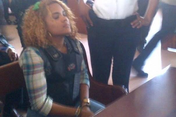 martha heredia declara culpable trafico droga Martha Heredia se declara culpable de tráfico de droga