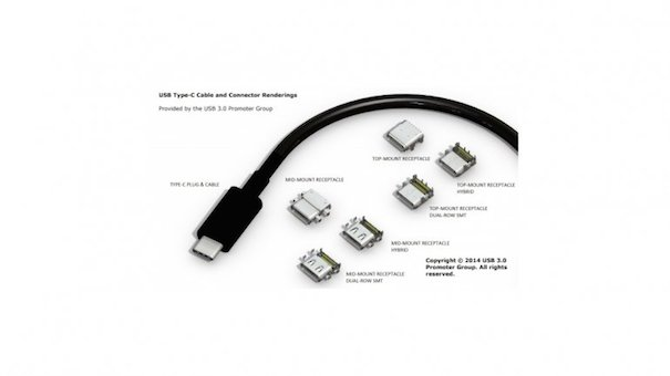 usb El USB reversible ya está listo!