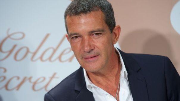 ban Antonio Banderas sufre por su ex jeva