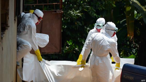 ebola2 Aumenta la cifra de muerte por el ébola