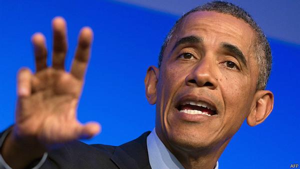 obama1 Obama pospondrá medidas migratorias hasta fin de año