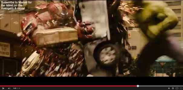 22 Trailer oficial de nueva película Avengers [Cine]