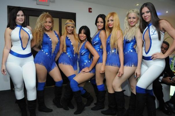 Las bailarinas del Licey 2