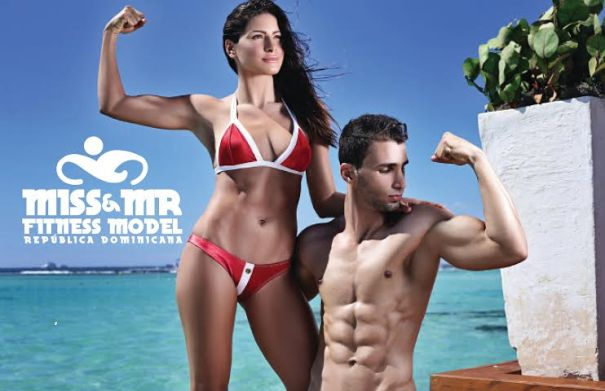 unnamed7 Anuncian Miss & Mr Fitness Model República Dominicana