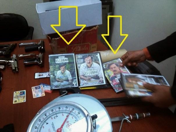 10387603 712743348817672 635271295152962336 n La colección de películas de un supuesto capo criollo