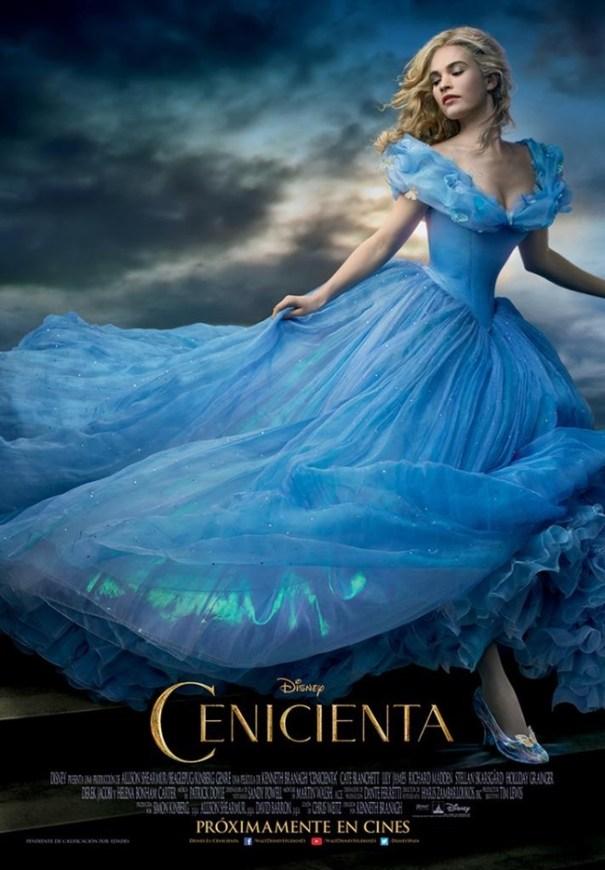 11 Trailer y afiche de la 'Cenicienta'