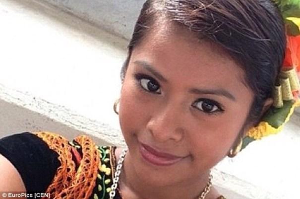 image198 Mujer mexicana embarazada es asesinada
