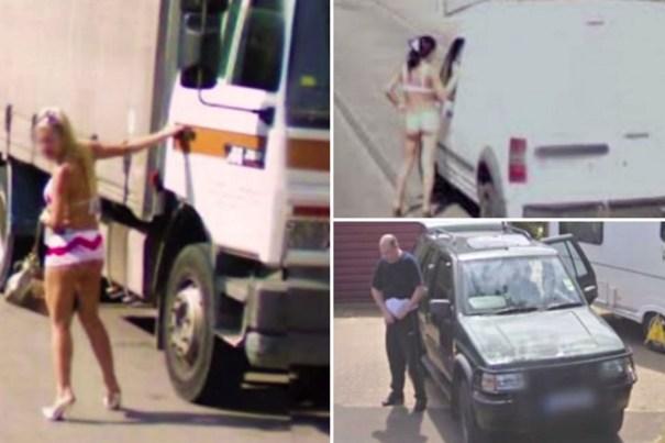 image205 Fotos   El top ten de los criminales capturados por Google Earth