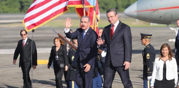 dani Danilo llega a Puerto Rico