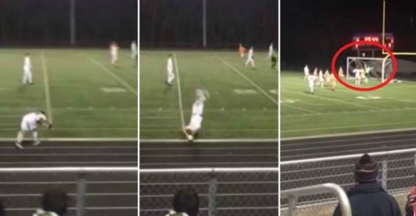 flip goalzo Video El mejor gol de la historia?