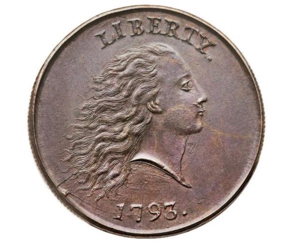 img 4585 Moneda de un Chele colorao subastada en US$2.3 millones