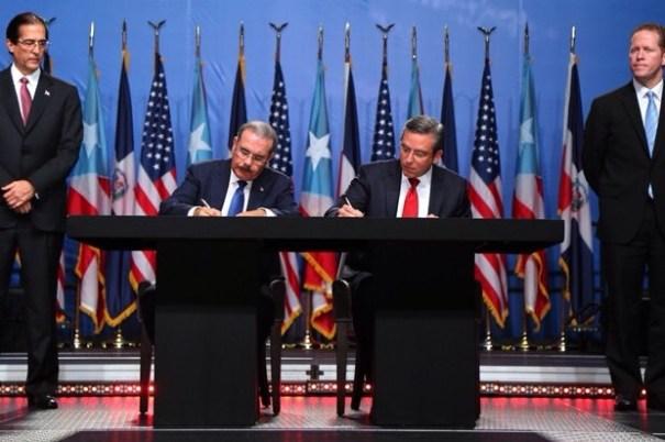 img 4698 RD y PR firman 11 acuerdos de cooperación