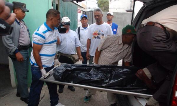 img 4836 Autor matanza en San Cristóbal actuó en venganza