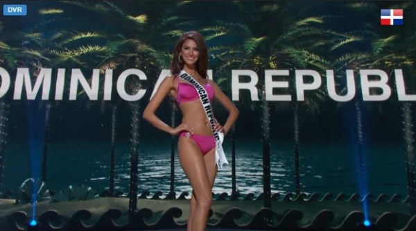 miss Video    Miss Universo, competencia preliminar